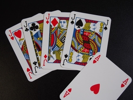Quality Play Hearts Card Game 20