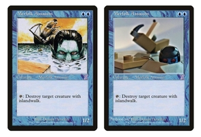 Look at our Magic The Gathering Deck Builder 4